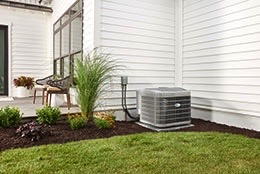 Carrier outdoor air conditioning unit