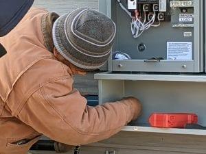 Installing a Kohler generator in Princeton, NJ