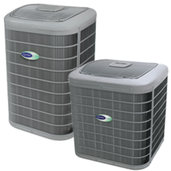Carrier Infinity air conditioning units